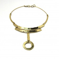 399 Circle Necklace