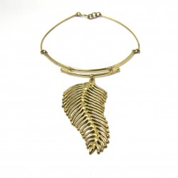 397 Feather Necklace